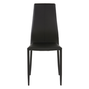 FLY-chaise noire