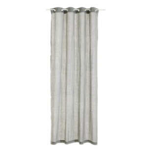 FLY-rideau lin 140x250 gris