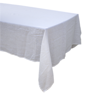 FLY-nappe lin 150x250 blanc
