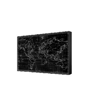 FLY-tableau mat 60x80cm