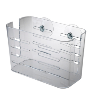 FLY-vide poche ventouse 18.5x9.3 cm transparent