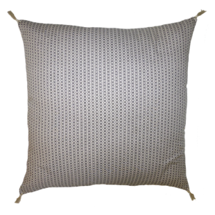 FLY-coussin coton 40x40 beige