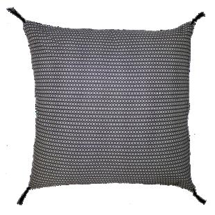 FLY-coussin coton 40x40 noir