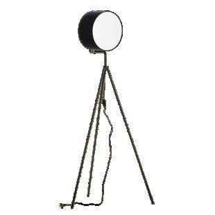 FLY-lampadaire h140 noir