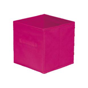 FLY-boite rangement ficelle rose
