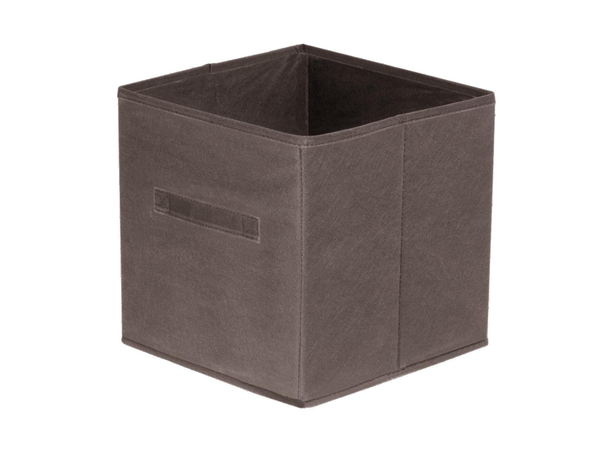 panier de rangement fly boite rangement ficelle taupe fly. Black Bedroom Furniture Sets. Home Design Ideas