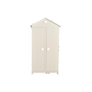 FLY-armoire enfant gris