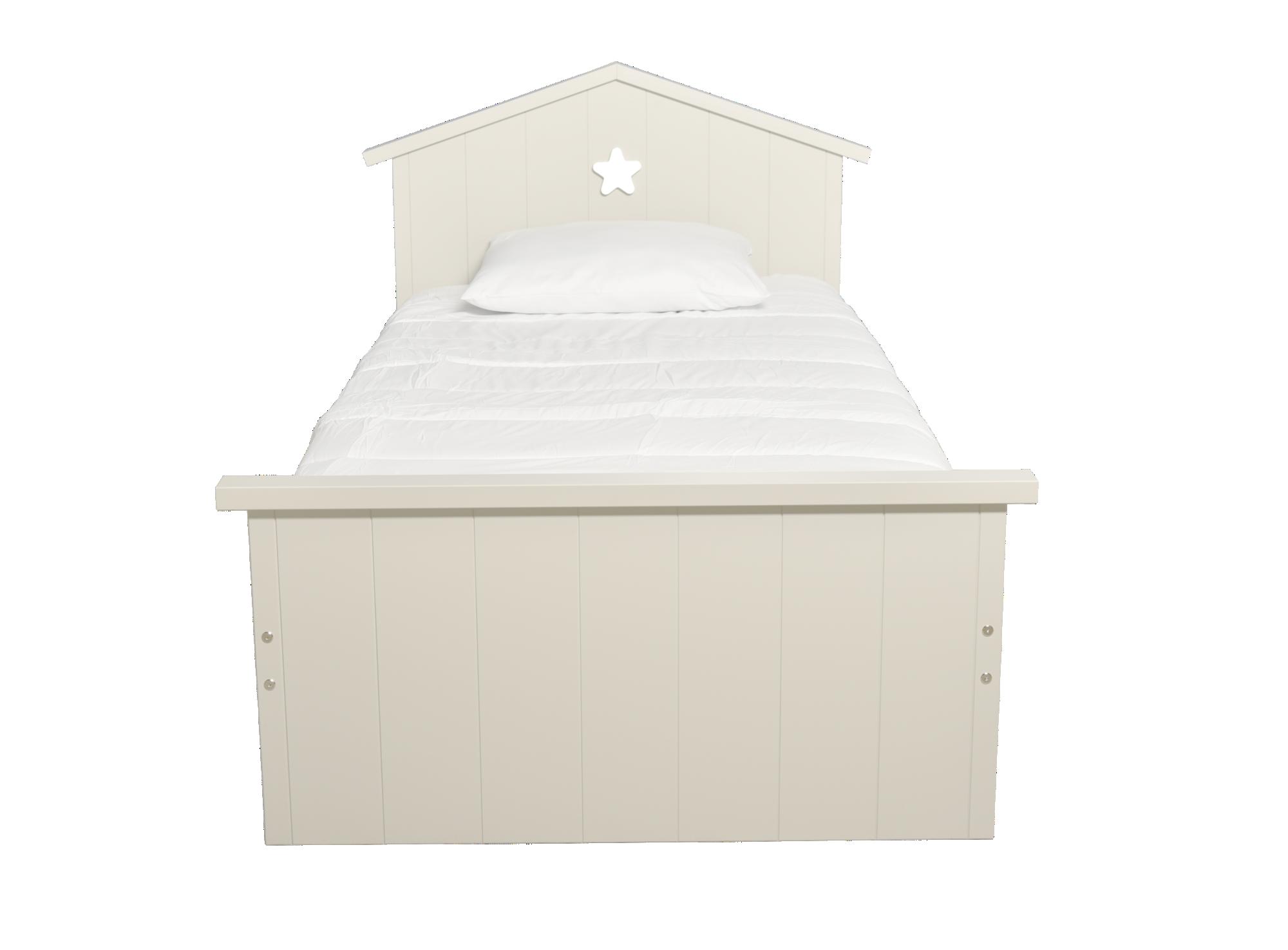 lit enfant gris fly. Black Bedroom Furniture Sets. Home Design Ideas