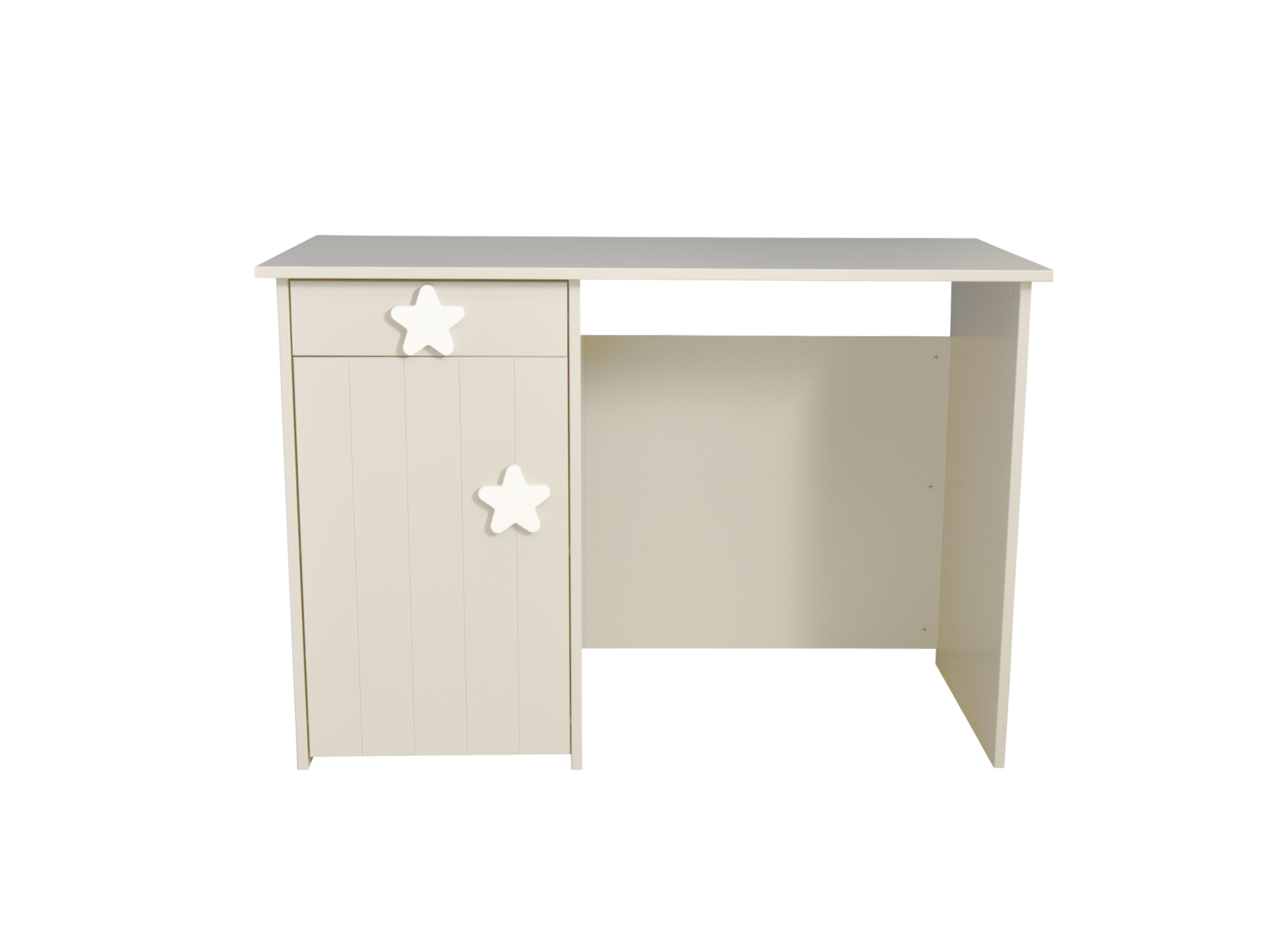 bureau enfant gris fly. Black Bedroom Furniture Sets. Home Design Ideas