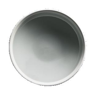 FLY-assiette creuse d19,3cm gris