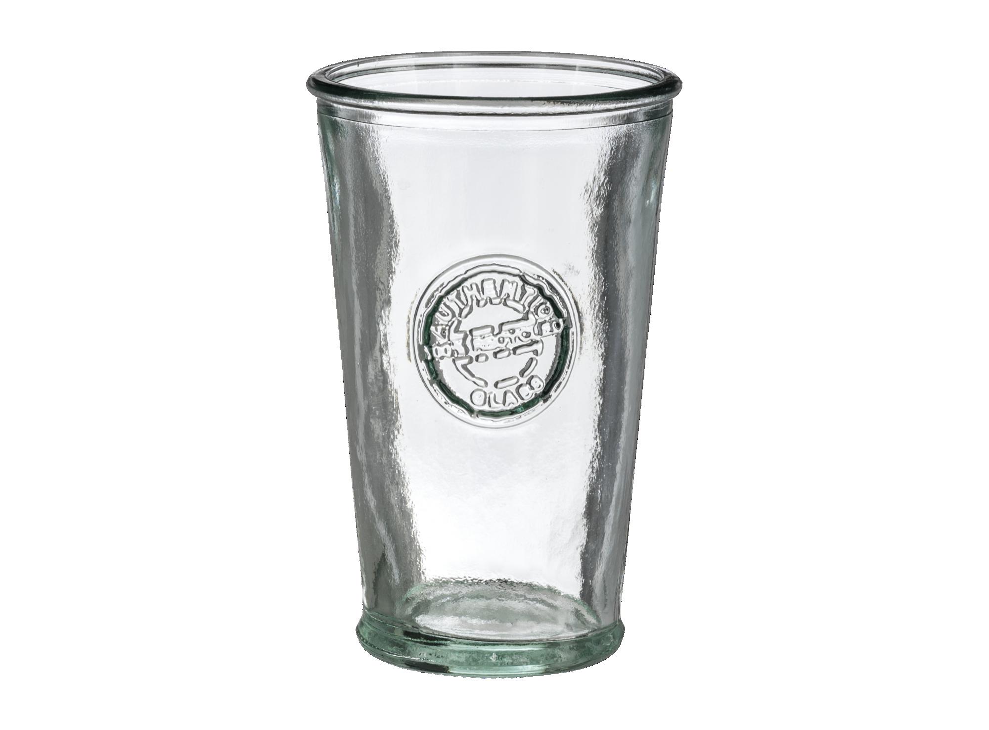 Gobelet 30cl en verre recycle - resiste au lave vaisselle