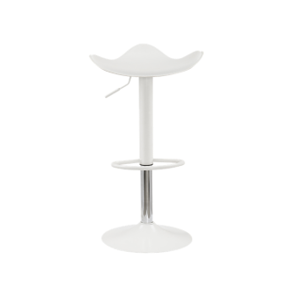 FLY-tabouret de bar blanc
