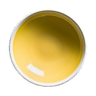 FLY-assiette creuse d19,3cm jaune