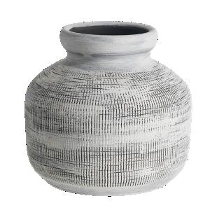 FLY-vase terre cuite h20cm