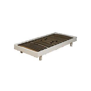 FLY-sommier en kit 90x190 cm blanc