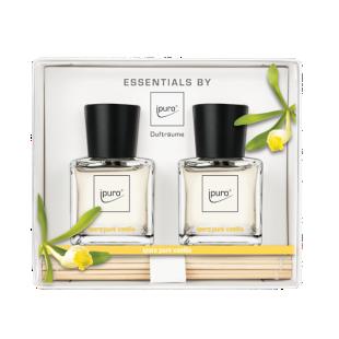 FLY-parfum ambiance 2x50ml vanille