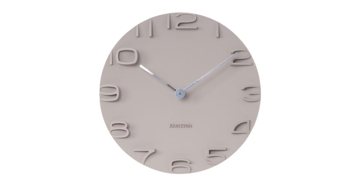 horloge d44cm sable fly. Black Bedroom Furniture Sets. Home Design Ideas