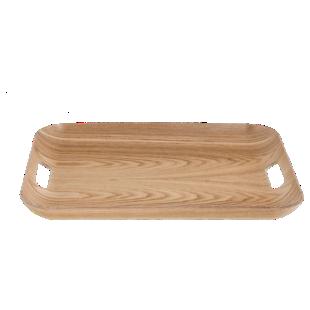 FLY-plateau 45x36cm bois naturel