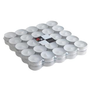 FLY-lot de 50 t-light blanc