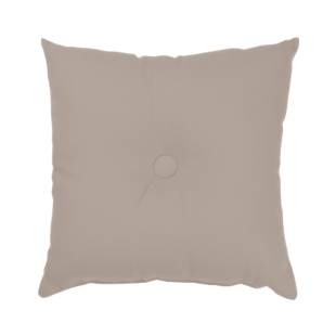 FLY-coussin coton 30x30 taupe