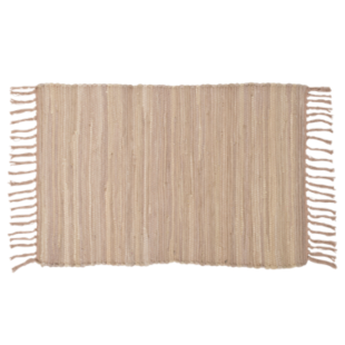 FLY-tapis coton 50x70 taupe