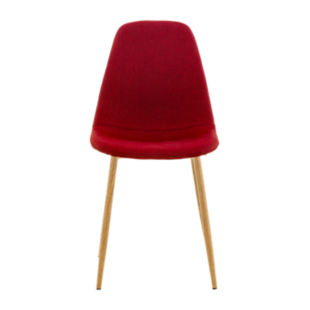 FLY-chaise bordeaux