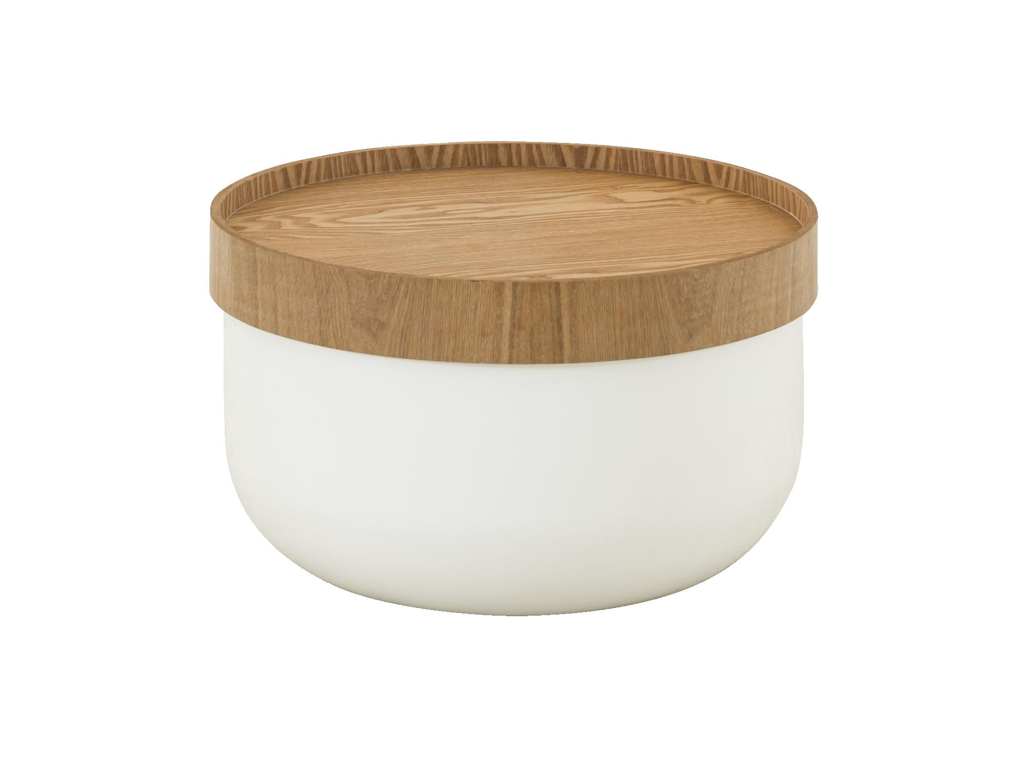 Table basse : en panneau de fibres de bois de moyenne densite finitio ...
