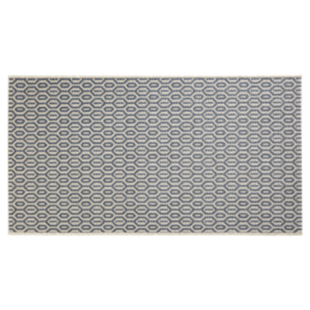 FLY-tapis 60x110 beige/gris fonce