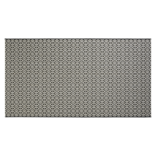 FLY-tapis 80x150 beige/noir