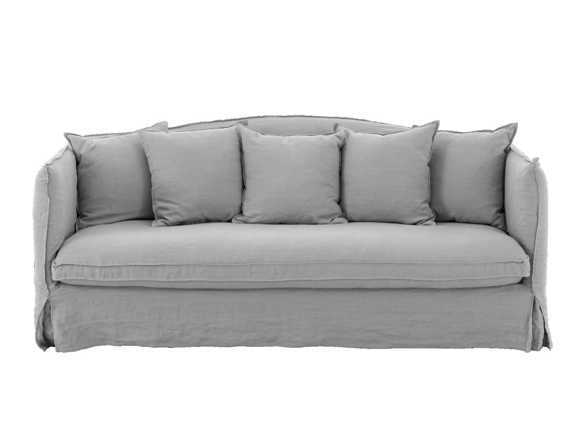 Canape: en panneau de fibres, panneau particules,pin massif. suspensi ...