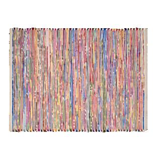 FLY-tapis coton 120x160 multicolore