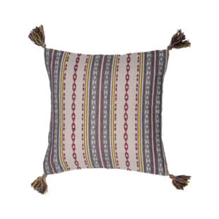 FLY-coussin coton 40x40 multi