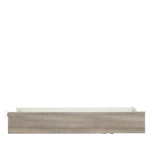 FLY-tiroir lit chene grise pour lit 140 et 160
