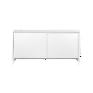 FLY-bahut 2 portes blanc