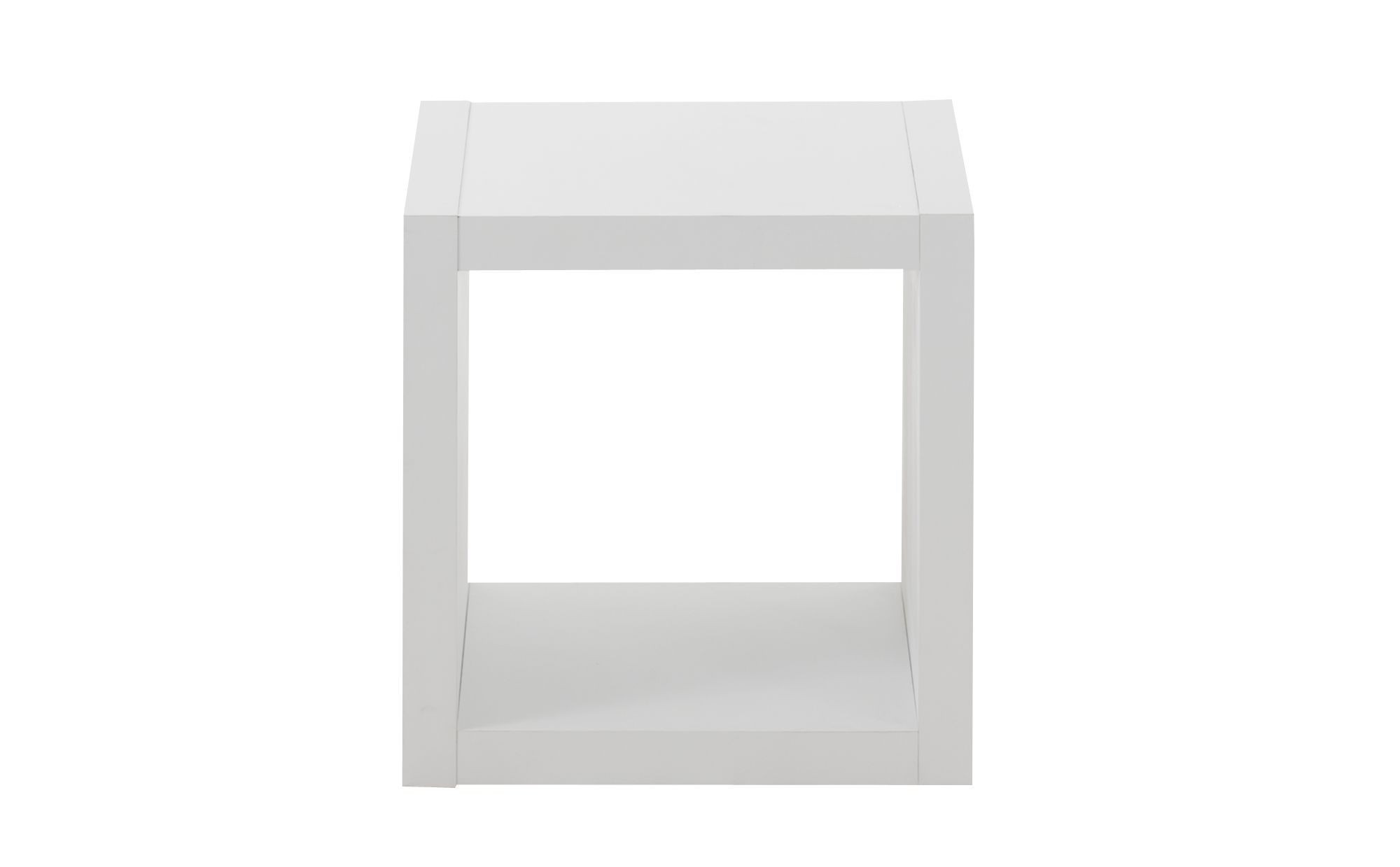 Etagere 1 Niche Blanche | Fly