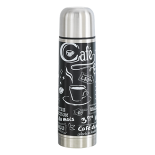 FLY-bouteille transportable 450ml noir