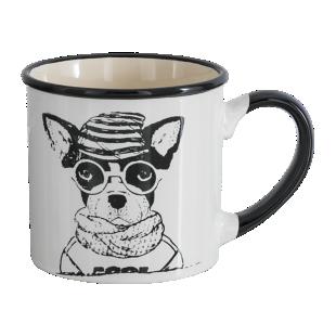 FLY-mug 560ml blanc