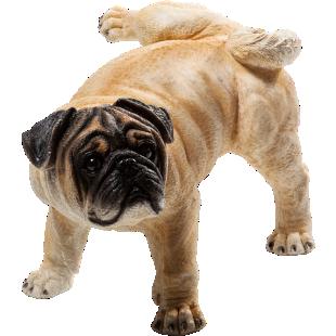 FLY-deco chien h28,5cm