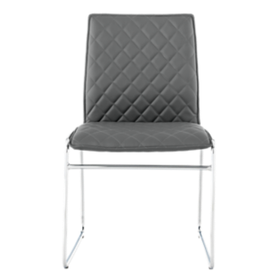 FLY-chaise grise