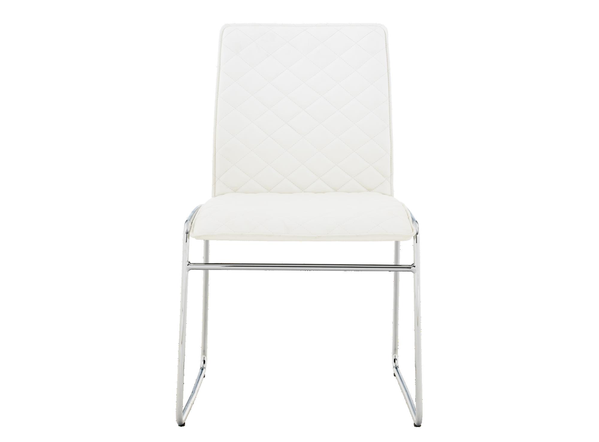 Chaise : structure assise en metal(fer) garnissage mousse polyurethan ...
