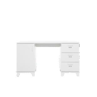 FLY-bureau blanc