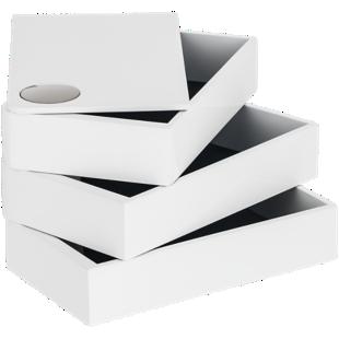 FLY-boite a bijoux blanc