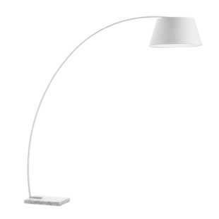 FLY-lampadaire h185  blanc
