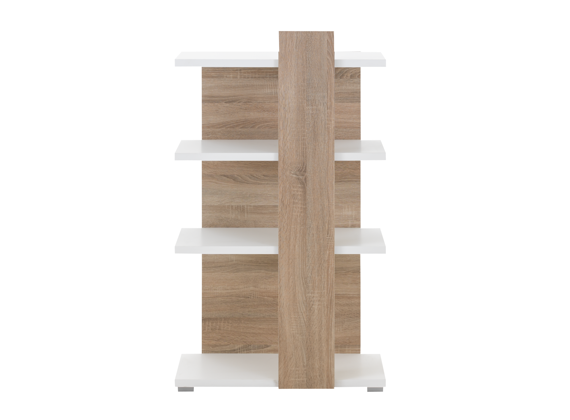 Etagere 1x4 cases blanc | Fly