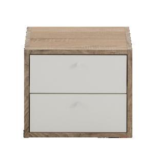 FLY-tiroirs sonoma pour etagere goldeneye