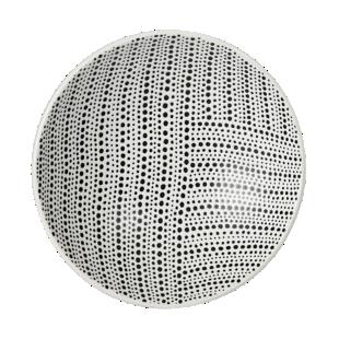FLY-assiette creuse d20cm blanc