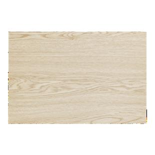 FLY-set table 45x30cm effet bois clair