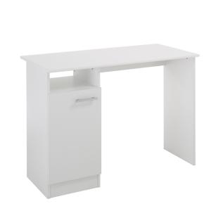FLY-bureau l100 cm blanc