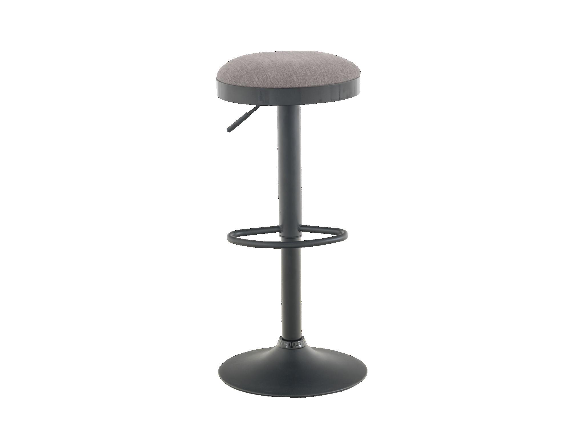 Tabouret de bar. structure d'assise en panneau de fibre de moyenne de ...