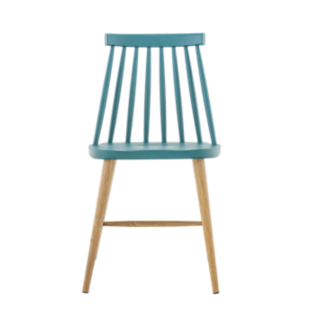 FLY-chaise turquoise